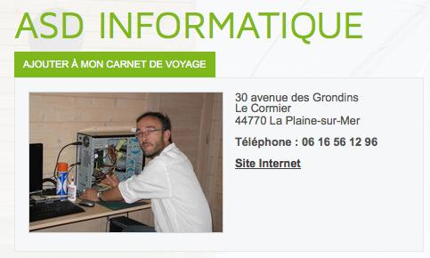 Revue de presse - La plaine sur mer office de tourisme ...